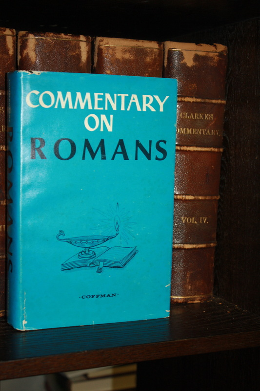Commentaries On The Times: Commentary On Romans By Burton Coffman