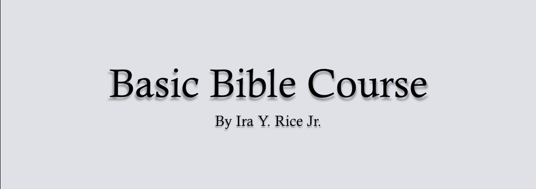 Bible Correspondence Course - The Christian Researcher