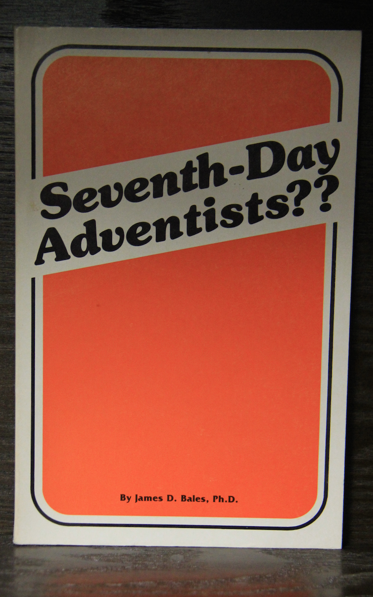 seventh day adventists Find great deals on ebay for seventh day adventist in books about nonfiction shop with confidence.